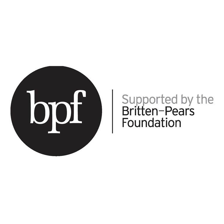Britten Pears logo square