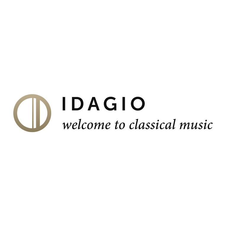 IDAGIO logo square