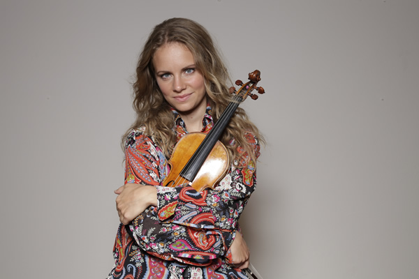 Julia Fischer menuhin competition