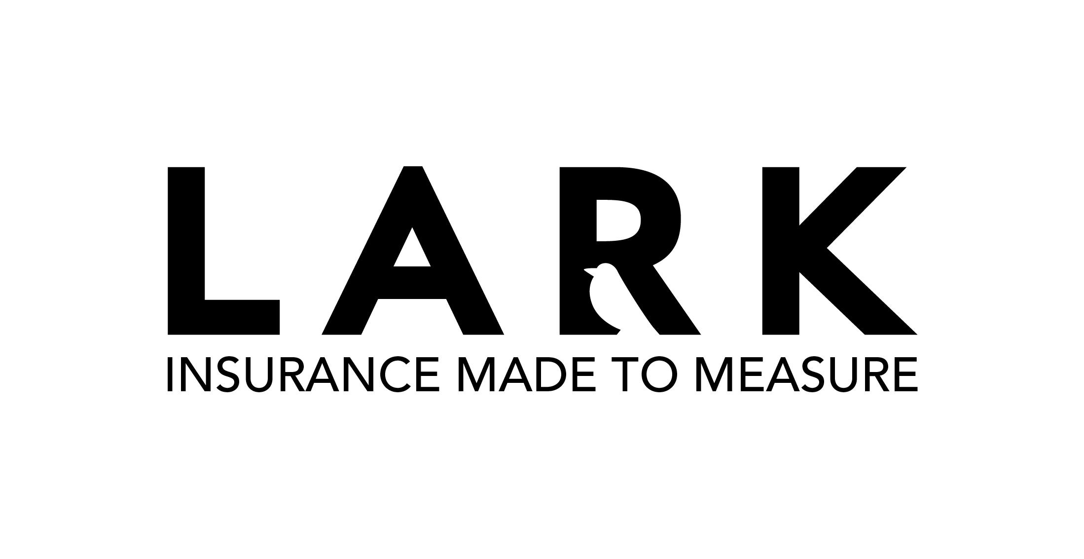 Lark Logo – IMTM BLACK