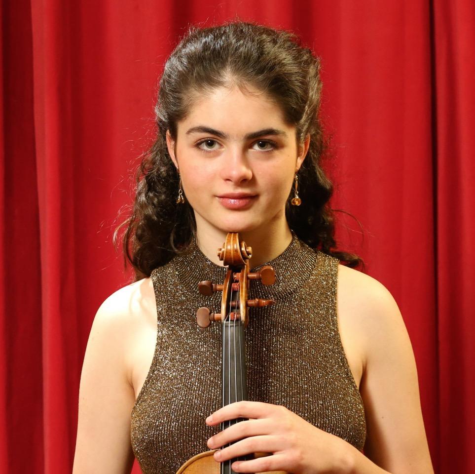 Marley Erickson Violin