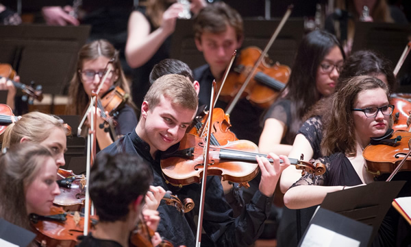 National Youth Orchestra menuhin competition