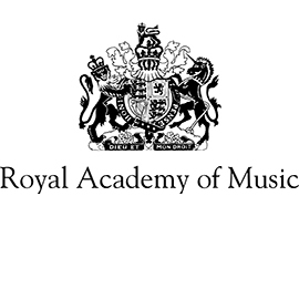 Royal Academy of Music square black