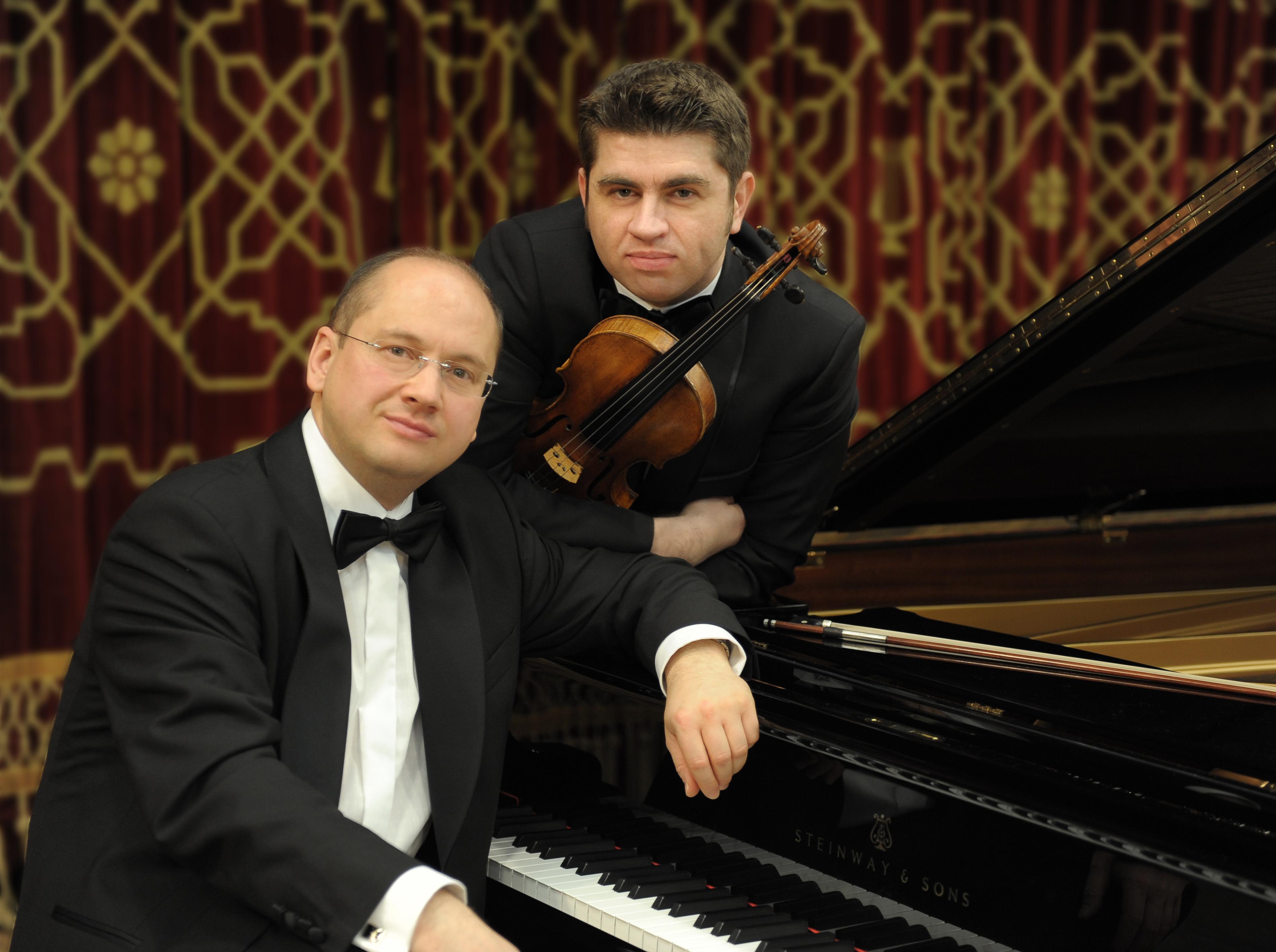 Tribute to Enescu – Remus Azoitei and Eduard Stan