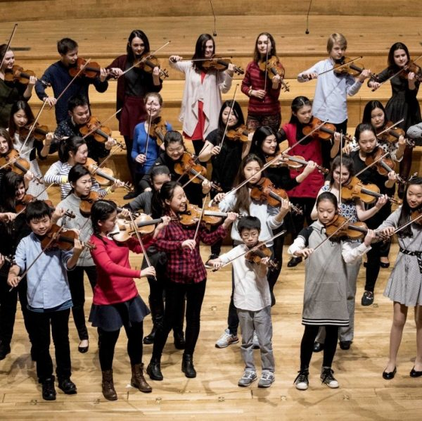 Menuhin Competition London 2016