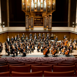 BSOM Orchestra and Hall