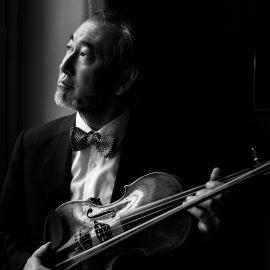 Joji Hattori, credit Olly Lambert